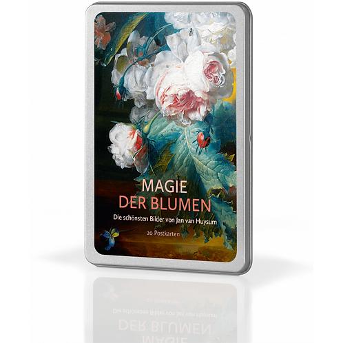Postkartenset »Magie der Blumen«