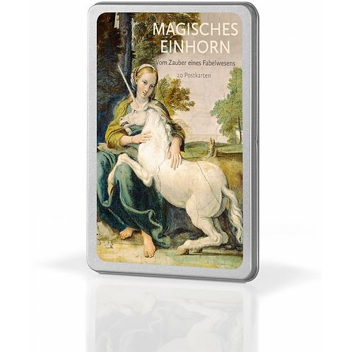 Postkartenset »Magisches Einhorn«