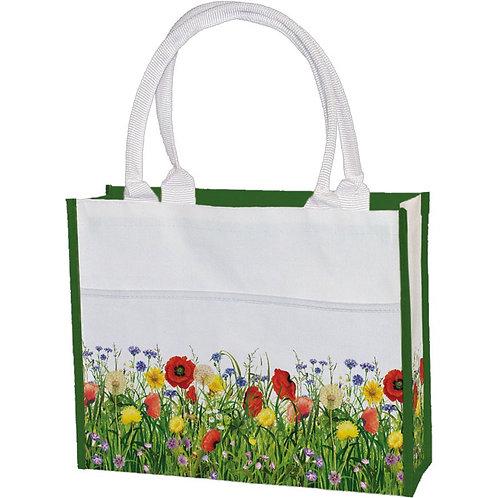 Einkaufstasche »Mohnwiese«