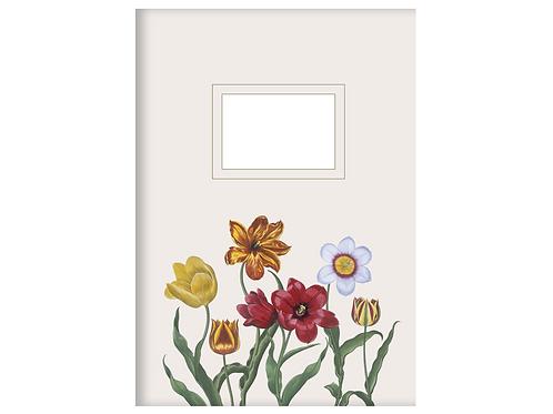 Kladde »Tulpen aus dem Garten von Eichstätt« (A6)