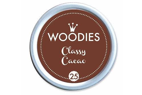 Stempelkissen »Classy Cacao«, rund