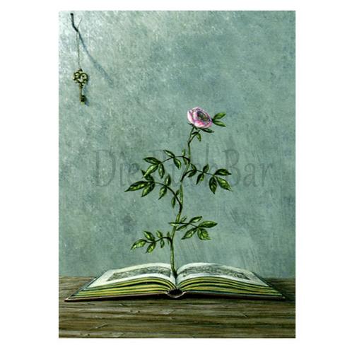 Kunstpostkarte »Morning Gift«