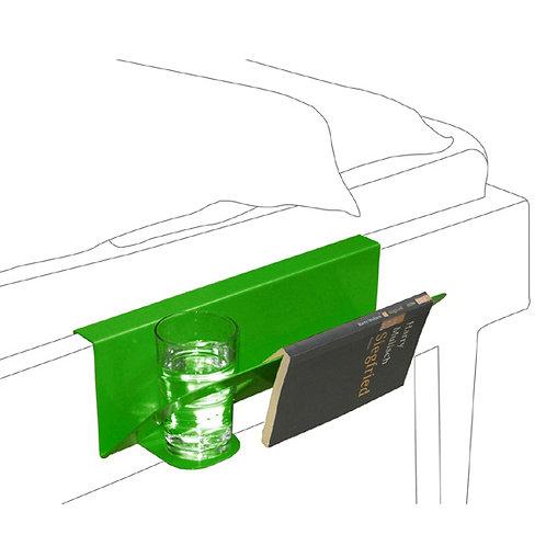 Nachttischchen für Leseratten, grün
