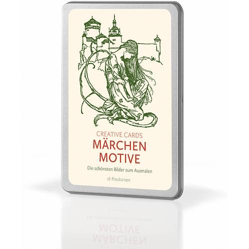 Postkartenset »Märchen-Motive«