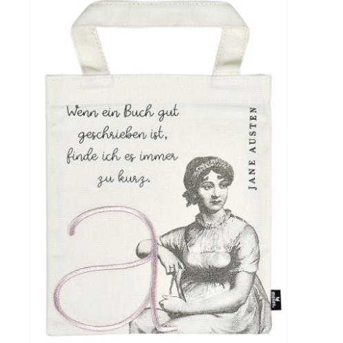 Büchertasche »Jane Austen«