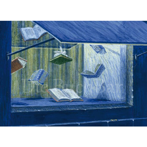 Kunstpostkarte »A Key«