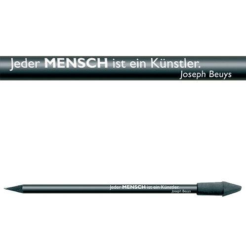 Zitate-Bleistift, Beuys, Mensch