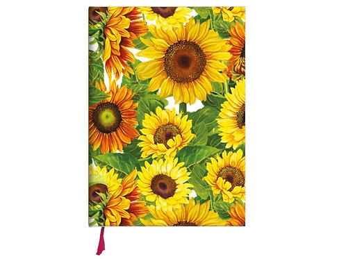 Notizbuch »Sonnenblumen«