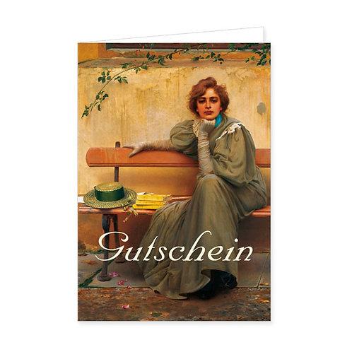 Gutschein-Karte »Sogni«
