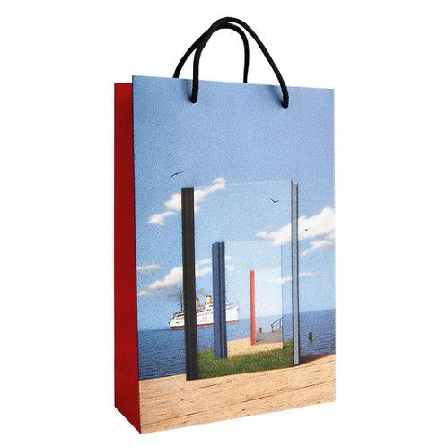 Geschenktasche »Der Weg durch die Bücher«