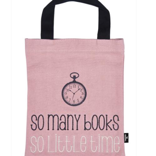 Büchertasche »so many books«