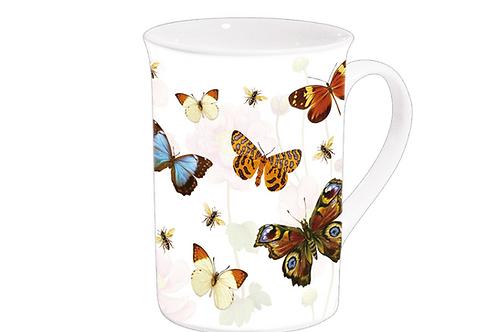 Becher »Schmetterlinge«
