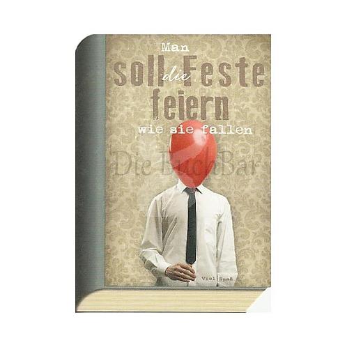 BookCard »Feste feiern«
