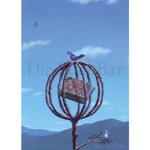 Kunstpostkarte »Migratory Birds«