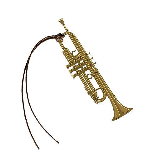 Lesezeichen für Musiker »Trompete«