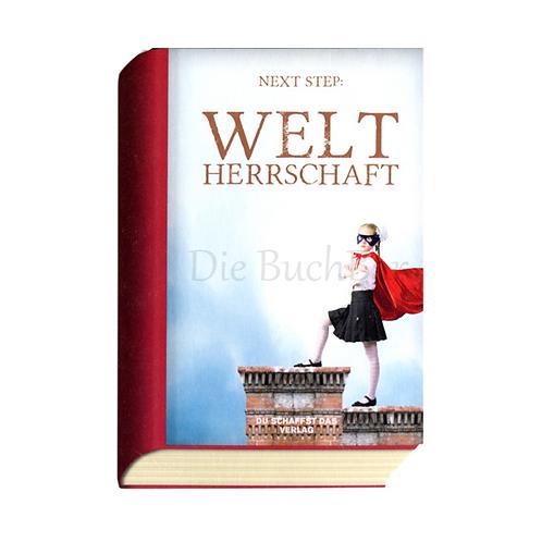 BookCard »Weltherrschaft«