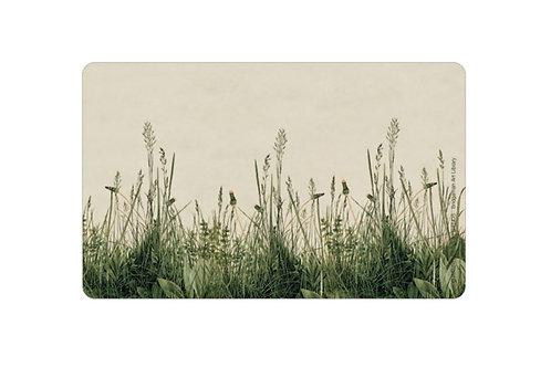 Brettchen »Das große Rasenstück«