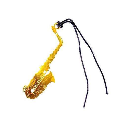 Lesezeichen für Musiker »Saxophon«