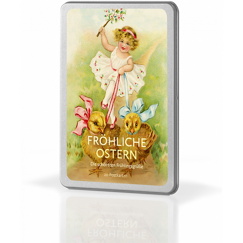 Postkartenset »Fröhliche Ostern«