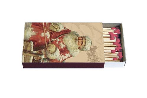 X-mas Zündholz-Schachtel »Weihnachtsmann«