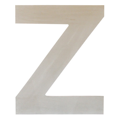 Deko-Buchstabe »Z«