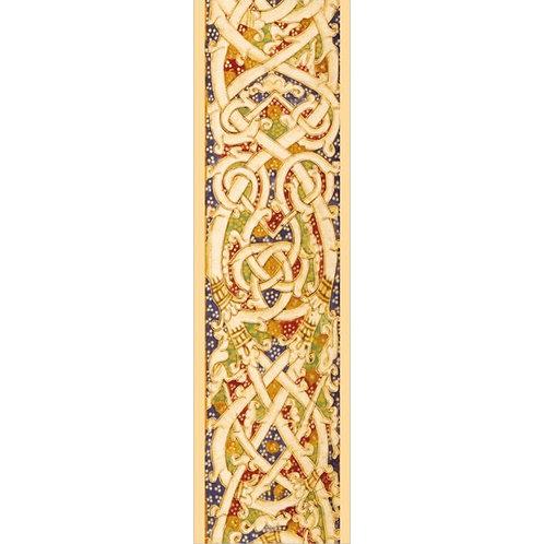 Lesezeichen Gold »Trogi Pompei Historiarum Philippicartum Epitoma, Detail«