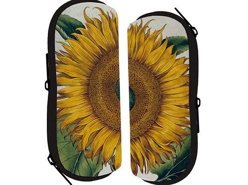 Brillenetui »Sonnenblume« aus dem Garten von Eichstätt
