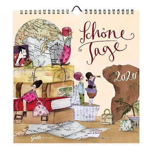 Kalender 2020 »Schöne Tage«