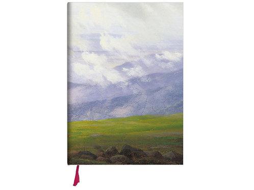 Notizbuch »Ziehende Wolken«