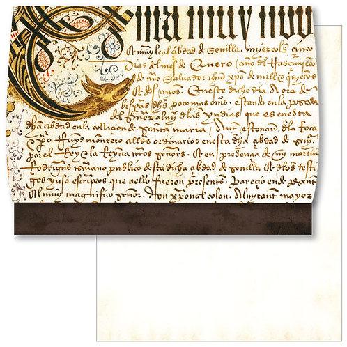 Schreib-Set »Privilegienbuch des C. Columbus«