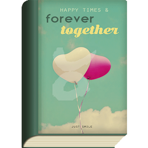 BookCard »Forever together«