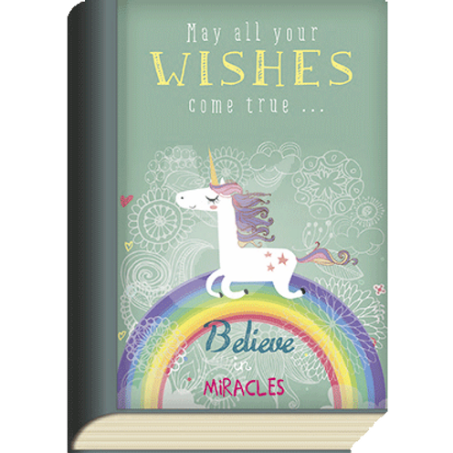 BookCard »Wishes«