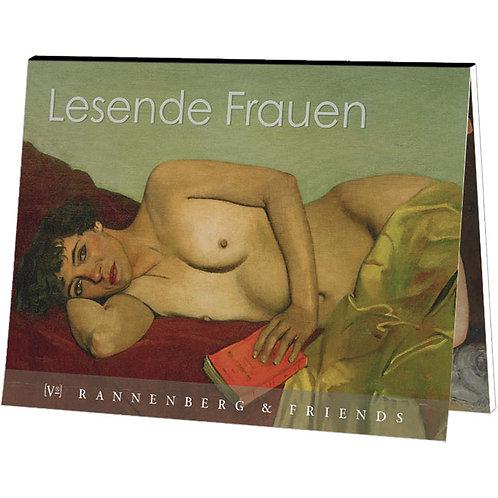 Postkartenbuch »Lesende Frauen«