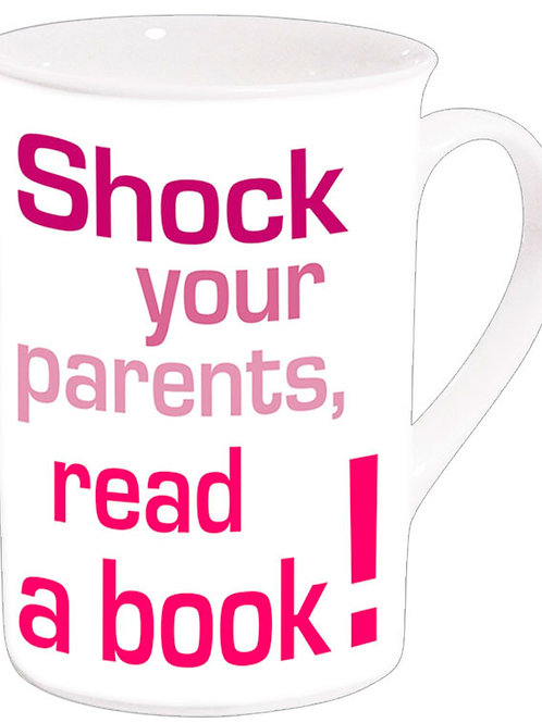 Becher »Shock your parents«