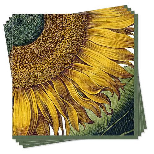 Servietten »Sonnenblume«