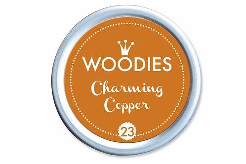 Stempelkissen »Charming Copper«, rund