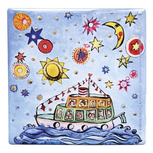 Kachel »Das kleine Traumschiff«