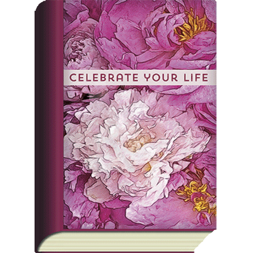 BookCard »Celebrate Your Life«