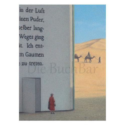 Kunstpostkarte »Die Karawane«