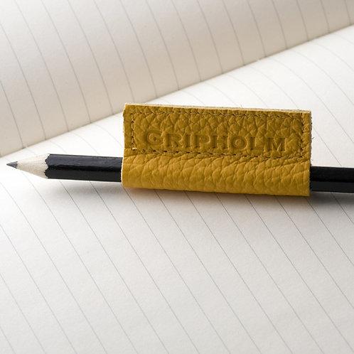 Stiftmanschetten, gelb und blau