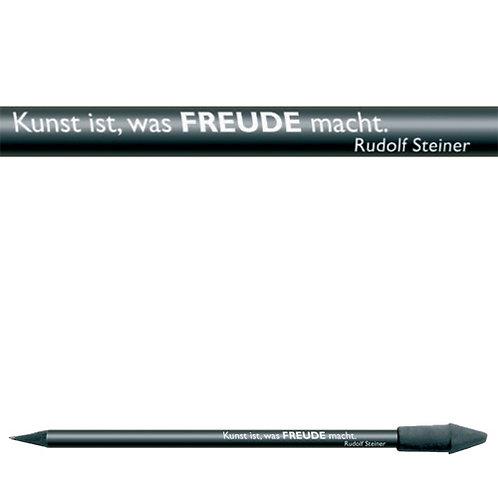 Zitate-Bleistift, Steiner, Freude