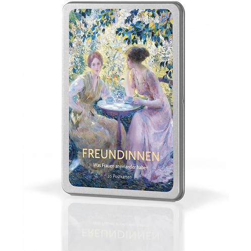 Postkartenset »Freundinnen«