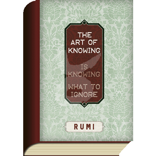 BookCard »The Art of Knowing«