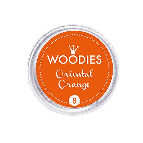 Stempelkissen »Oriental Orange«, rund