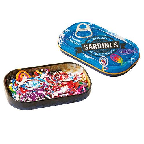 Seitenmerker »Sardinen«