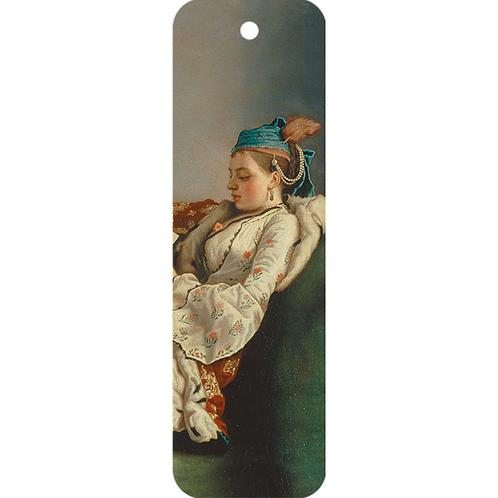 Lesezeichen »Bildnis der Marie Adelaide von Frankreich«
