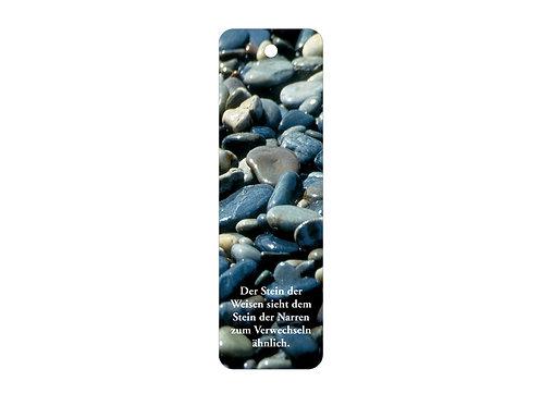 Lesezeichen »Stein der Weisen«