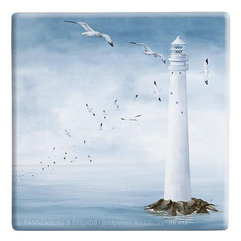 Kachel »Leuchtturm«