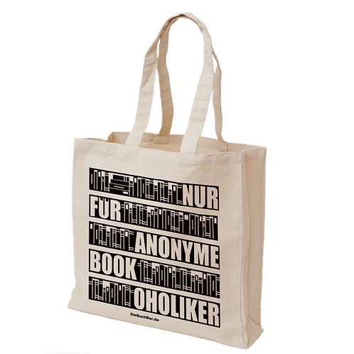 XXL-Bookoholiker-Tasche