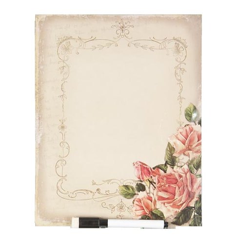 Romantisches Schreibboard